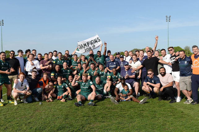 London Irish return to Gallager Premiership with Richmond win