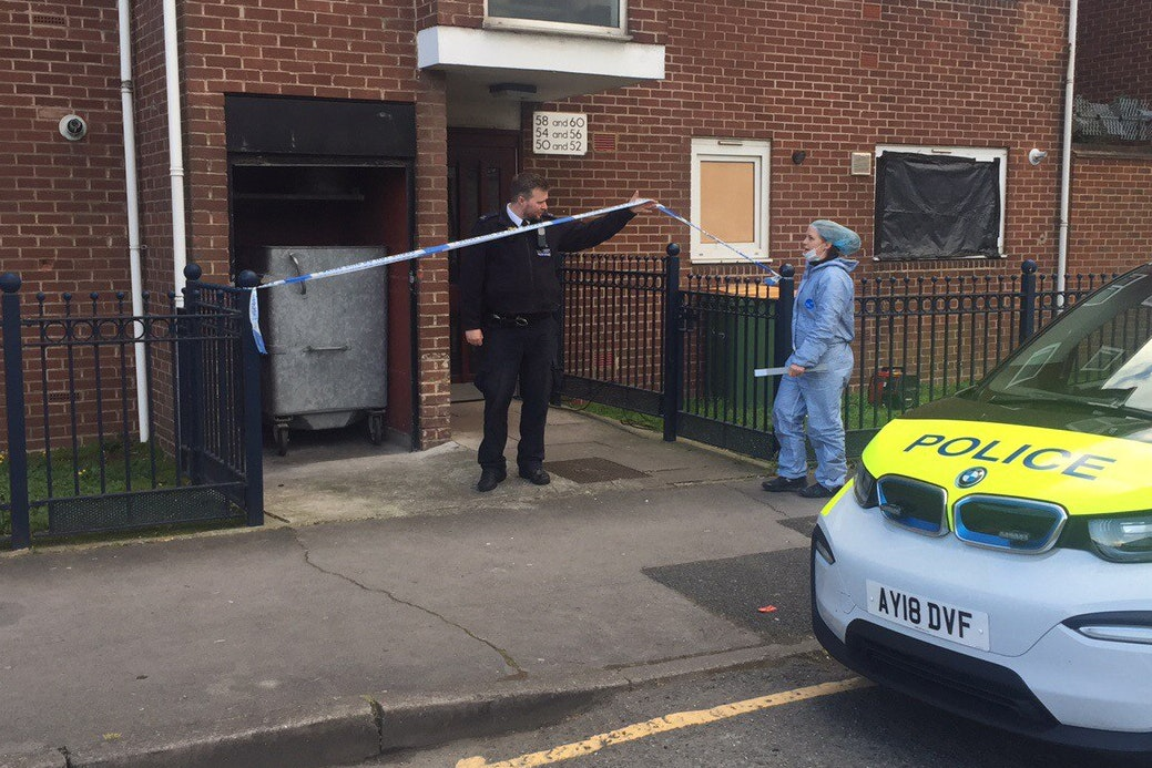 Man arrested after women's bodies 'found in freezer