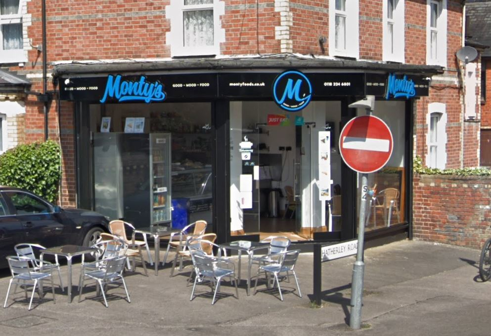 The cafe received a 0/5 hygiene rating