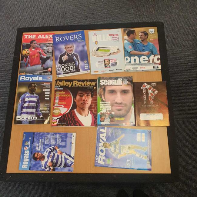 There are lots of programmes available