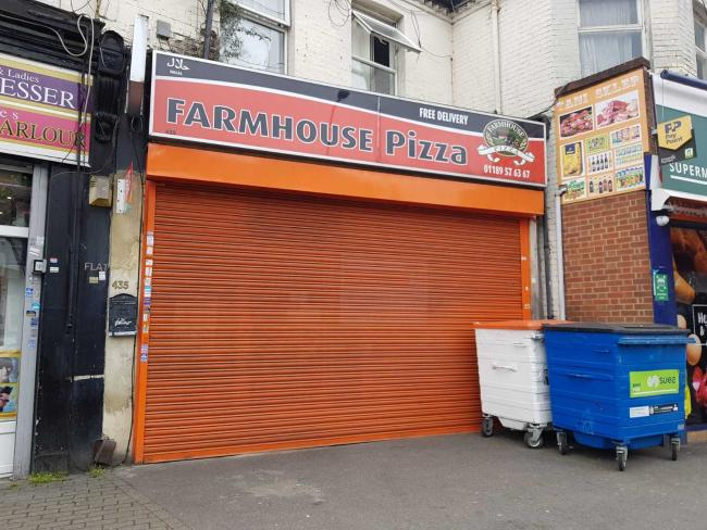 Farmhouse Pizza Seeking Licence After Operating Illegally