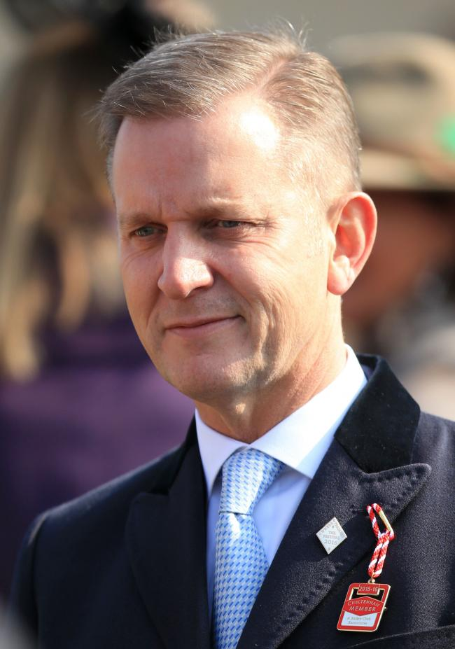 File photo dated 17/3/2016 of Jeremy Kyle, who  has been asked to appear before MPs investigating reality TV. PRESS ASSOCIATION Photo. Issue date: Friday June 7, 2019. ITV axed The Jeremy Kyle Show in May, following the death of participant Steve Dymond.