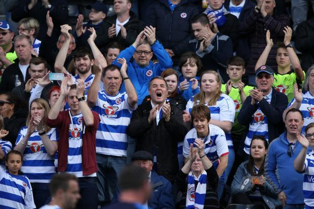 Reading supporters can get their hands on some of the most affordable season tickets in the Championship